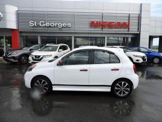 Used 2015 Nissan Micra SR à hayon 4 portes BA for sale in St-Georges, QC