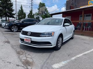 Used 2017 Volkswagen Jetta Y TRENDLINE+ for sale in Scarborough, ON