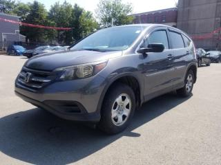 Used 2013 Honda CR-V LX for sale in Halifax, NS