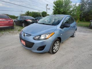 Used 2013 Mazda MAZDA2 4 DOOR AUTO A/C CERTIFIED for sale in Stouffville, ON