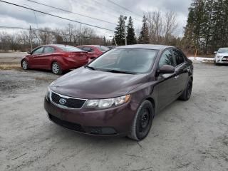 Used 2011 Kia Forte EX CERTIFIED LOW KMS for sale in Stouffville, ON