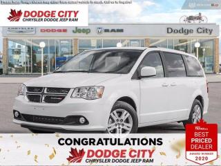 New 2020 Dodge Grand Caravan Crew Plus for sale in Saskatoon, SK