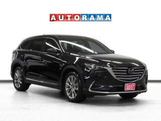 Used 2017 Mazda CX-9 Signature AWD Leather Nav Sunroof Backup Cam for sale in Toronto, ON