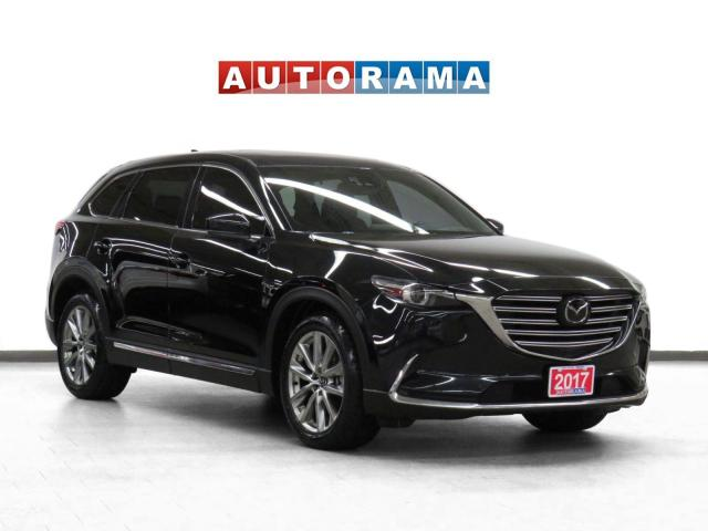 2017 Mazda CX-9 Signature AWD Leather Nav Sunroof Backup Cam