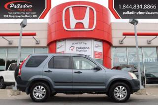 Used 2005 Honda CR-V EX- AS/IS for sale in Sudbury, ON