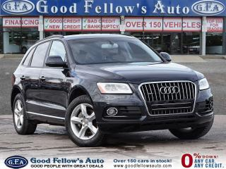 Used 2016 Audi Q5 AT MODEL, 2.0L 4CYL, AWD, POWER REAR HATCH for sale in Toronto, ON