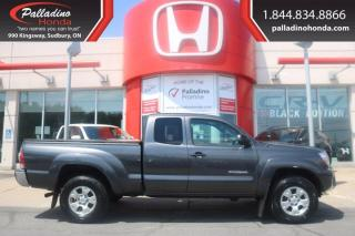 Used 2014 Toyota Tacoma V6-SRS- AUTO- 4X4- CLEAN for sale in Sudbury, ON