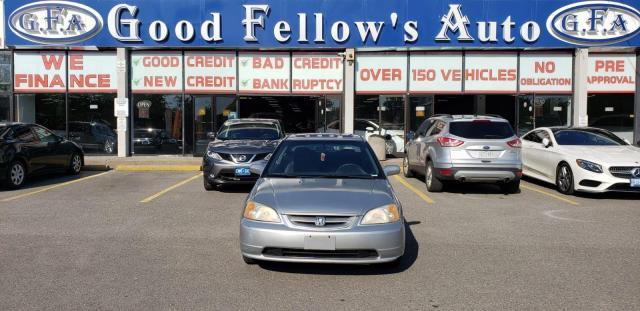 2002 Honda Civic SI MODEL, SUNROOF, ALLOY, AC, FWD, 1.7L 4CYL,COUPE