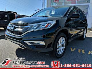 Used 2015 Honda CR-V Traction intégrale 5 portes EX for sale in Sorel-Tracy, QC
