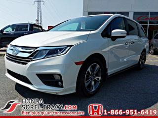 Used 2018 Honda Odyssey EX BA for sale in Sorel-Tracy, QC