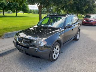 Used 2005 BMW X3 3.0I for sale in Kelowna, BC