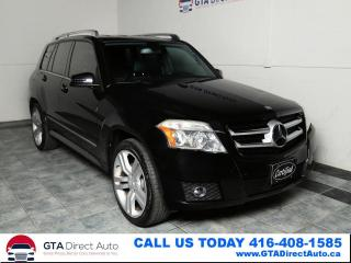 Used 2011 Mercedes-Benz GLK-Class GLK 350 4Matic AWD V6 Leather Xenon Heat Certified for sale in Toronto, ON