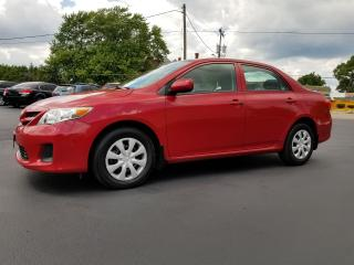 Used 2013 Toyota Corolla CE for sale in Stoney Creek, ON