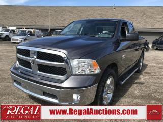 Used 2019 RAM 1500 Classic SXT 4D QUAD CAB 4WD 3.6L for sale in Calgary, AB
