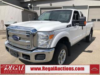 Used 2015 Ford F-350 XLT SUPERCAB LWB 4WD 6.2L for sale in Calgary, AB