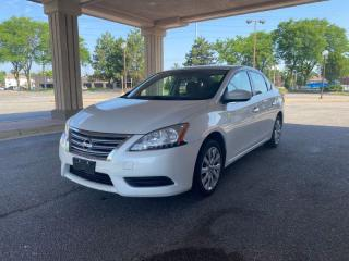 Used 2013 Nissan Sentra for sale in Windsor, ON