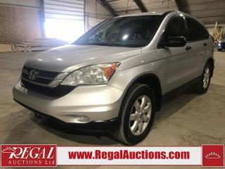Used 2011 Honda CR-V 4D Utility for sale in Calgary, AB