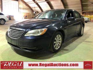 Used 2012 Chrysler 200 LX 4D Sedan for sale in Calgary, AB
