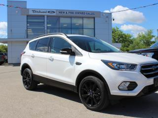 Used 2019 Ford Escape Titanium SPORT PKG | PANO ROOF | NAV for sale in Winnipeg, MB