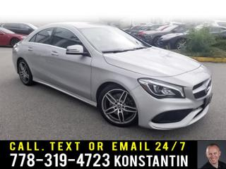 Used 2018 Mercedes-Benz CLA 250 for sale in Maple Ridge, BC