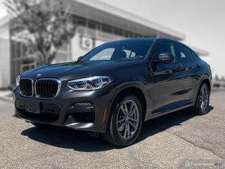Used 2020 BMW X4 xDrive30i M-Sport! Enhanced! HK Sound! for sale in Winnipeg, MB