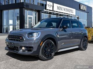 Used 2017 MINI Cooper Countryman S All4 Head-Up Display! Navigation! for sale in Winnipeg, MB