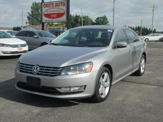 Used 2013 Volkswagen Passat 2.0L TDI SE MT for sale in Alvinston, ON