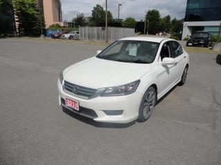 Used 2014 Honda Accord Sedan 4dr I4 CVT Sport for sale in Ottawa, ON