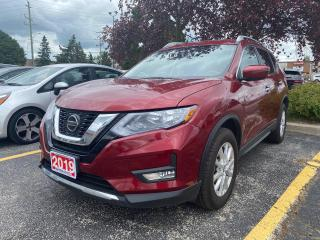 Used 2019 Nissan Rogue SV AWD CVT for sale in Waterloo, ON