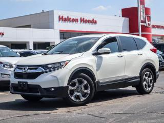 Used 2017 Honda CR-V EX|NO ACCIDENTS|SERVICE HISTORY ON FILE for sale in Burlington, ON