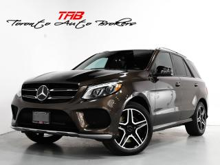 Used 2018 Mercedes-Benz GLE-Class GLE43 AMG  I PANO I NAVI I CLEAN CARFAX for sale in Vaughan, ON