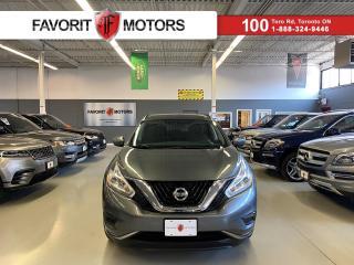 Used 2017 Nissan Murano S *CERTIFIED!* NAV BACKUPCAM HEATED SEATS SIRIUSXM for sale in North York, ON