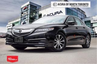 Used 2017 Acura TLX 2.4L P-AWS w/Tech Pkg No Accident| Remote Start| N for sale in Thornhill, ON