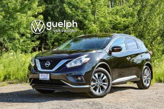 Used 2015 Nissan Murano SV | Heated Seats & Steering Wheel, Nav, SXM Radio for sale in Guelph, ON