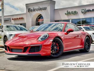 Used 2017 Porsche 911 CARRERA GTS   7-SPEED MANUAL   FRONT LIFT for sale in Burlington, ON