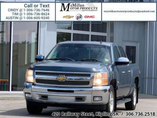 Used 2013 Chevrolet Silverado 1500 LT   5.3L V8,CREW 4X4,Z71,H.D. TRAILERING,REMOTE S for sale in Kipling, SK