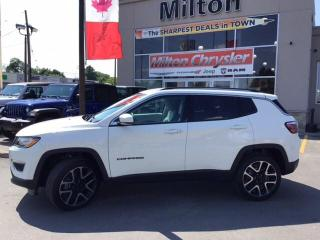 Used 2019 Jeep Compass LIMITED 4X4|LEATHER|8.4