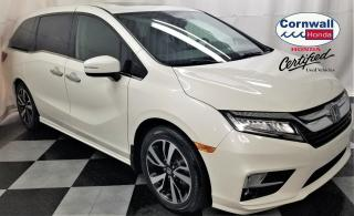 Used 2018 Honda Odyssey Touring for sale in Cornwall, ON