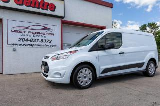 Used 2017 Ford Transit Connect Ideal service van  ** Lease or Finance ** for sale in Winnipeg, MB