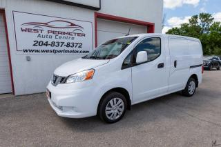 Used 2019 Nissan Nv 200 SV Compact Commercial Van* Lease / Finance** for sale in Winnipeg, MB