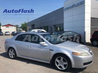 Used 2005 Acura TL Premium *Cuir/Leather *Toit-Ouvrant/Sunroof for sale in Saint-Hubert, QC