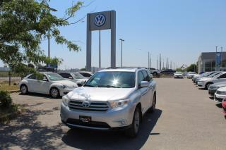 Used 2013 Toyota Highlander 3.5L 4WD 4dr for sale in Whitby, ON