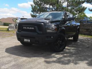 Used 2019 RAM 1500 Classic WARLOCK | SUNROOF | BLUETOOTH for sale in Waterloo, ON