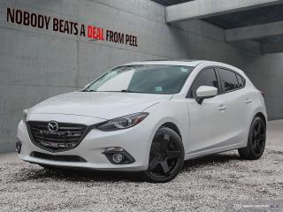 Used 2015 Mazda MAZDA3 4dr HB Sport Man GT for sale in Mississauga, ON