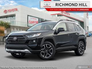 New 2020 Toyota RAV4 Rav4 AWD Trail for sale in Richmond Hill, ON