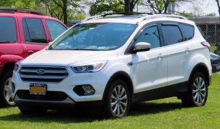 Used 2014 Ford Escape SE Navigation, Camera, Leather, Roof for sale in North York, ON