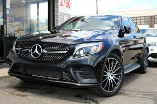Used 2017 Mercedes-Benz GL-Class GLC43 AMG GLC 43 Coupe AMG, Navi, Cam, Blind Spot, Loaded for sale in North York, ON