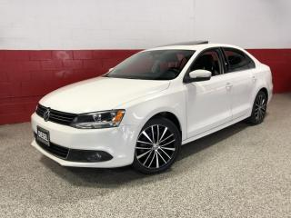 Used 2014 Volkswagen Jetta Sedan 2.0 TDI LOCAL CLEAN CARFAX NAVI SUNROOF BACK UP CAMERA for sale in North York, ON