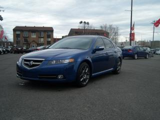 Used 2007 Acura TL Type-S for sale in Saint-jean-sur-richelieu, QC