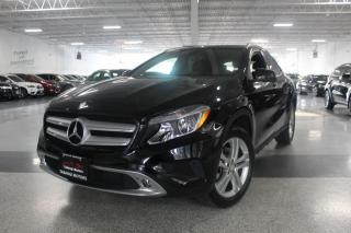 Used 2016 Mercedes-Benz GLA GLA250 4MATIC I NAVIGATION I LEATHER I HEATED SEATS I BT for sale in Mississauga, ON